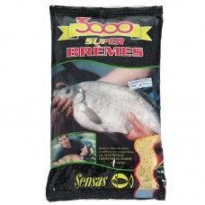 Прикормка Sensas 3000 Super BREMES (супер лещ) 1кг