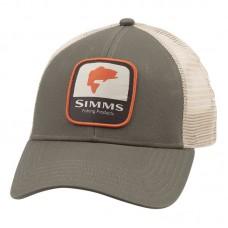 Кепка Simms Bass Patch Trucker - Canteen