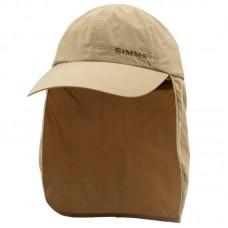 Кепка Simms BugStopper SunShield Cap - Cork