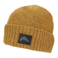 Шапка Simms Dockwear Wool Beanie - Dark Bronze