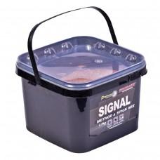 Прикормка методная Starbaits SIGNAL Method & Stick Mix 1.7кг