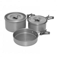 Набор кухонной посуды Trakker Armolife 3 Piece Cookware Set