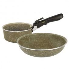 Набор кухонной посуды Trakker Armolife Marble Cookset