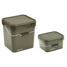 Ведро квадратное Trakker Olive Square Container 5/17L