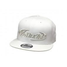 Кепка ValkeIN Original Flat Cap White/Silver