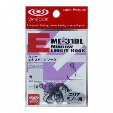 Крючки Vanfook ME-31BL