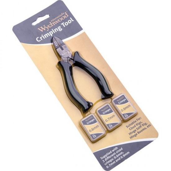 Пассатижи с обжимными трубками Wychwood Crimping Tool