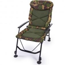 Карповое кресло с подлокотниками Wychwood TACTICAL-X HIGH ARM CHAIR