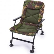 Карповое кресло с подлокотниками Wychwood TACTICAL-X LOW ARM CHAIR