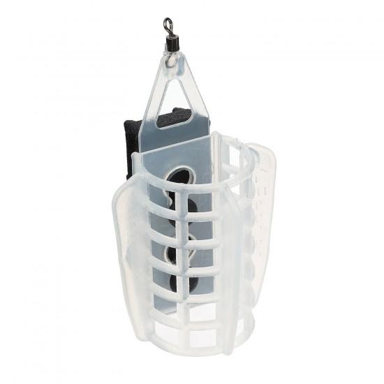 Груз-кормушка фидерная X-FEEDER PL GLASS WING SPORT прозрачная