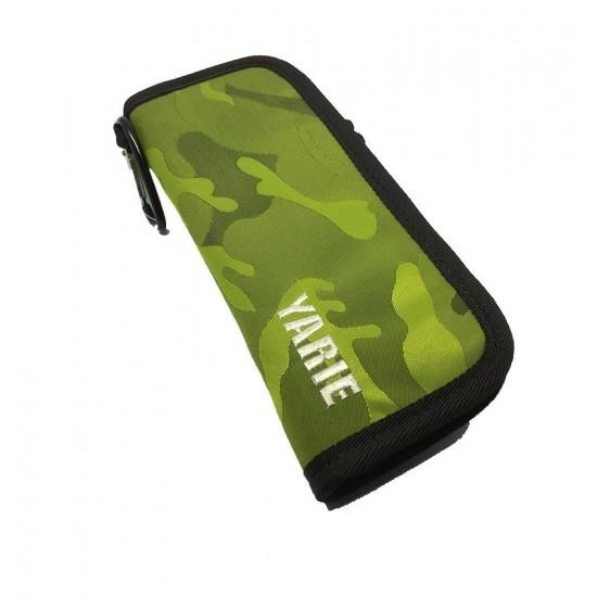 Кошелек для приманок Yarie 924 Slim Wallet Green