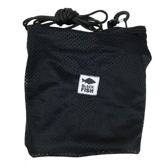 Карповый мешок Black Fish CARP SACK BLACK V2 (черный)