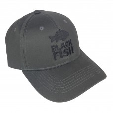 Бейсболка Black Fish Baseball Cap Dark Grey