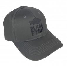 Бейсболка Black Fish Baseball Cap Dark Grey