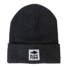Шапка Black Fish Beanie Hat Dark Grey