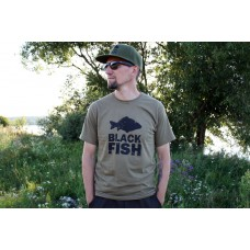 Футболка мужская Black Fish T-Shirt Khaki
