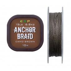 Поводковый материал ESP ANCHOR BRAID 10m