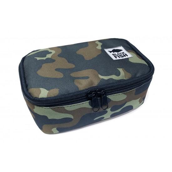 Сумка для аксессуаров и грузил Black Fish Accessory & Lead Bag Large Camo