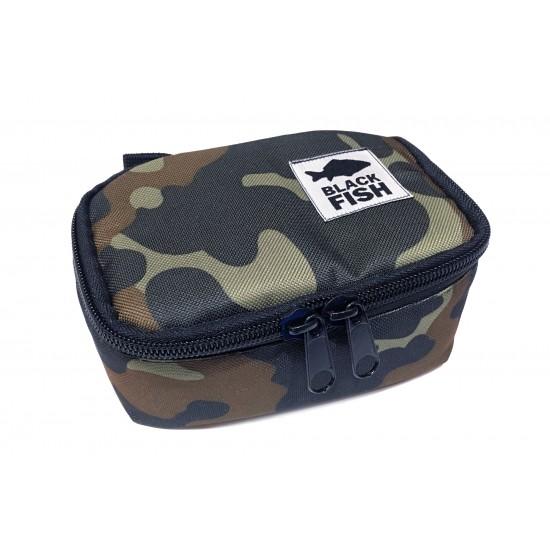 Сумка для аксессуаров и грузил Black Fish Accessory & Lead Bag Medium Camo