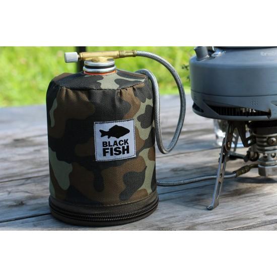 Чехол для газового баллона Black Fish Gas Canister Cover Camo
